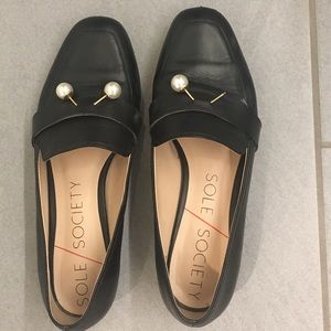 Sole Society Loafers Size 7.5